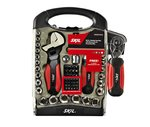 Skil 45 Piece Stubby Wrench Set (Red and Black) Rs.1341 at Amazon