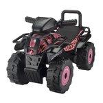 [Huge Price Drop]Tek Nek Honda Pink Camo Utility Atv Ride On @7842/-