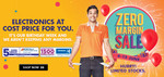Additional 5% Cash Back on ICICI Cards & 1500 Bonus Payback Points from 4th to 12th June on Ezone & Ezone Online