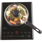 Oster 1112 Induction Cooktop (Black)@1999 [Mrp:-4695]
