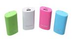 Callmate Power Bank Round Candy 5200 mah @ 194+49 (MRP-1499)