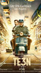 Get 16% Cashback on Te3n Movie Tickets @ Paytm