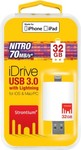 Strontium Nitro iDrive 3.0 OTG Pendrive for iOS 32 GB Utility Pendrive @ Rs 1999