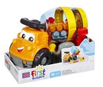 amazon || 57% off || Fisher Price First Builders Mega Bloks First Builders Mike the Mixer, Multi Color @999 || see pc