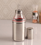 Dynore Silver Stainless Steel 1000ML Oil Dropper - Set of 2  @Rs.449/-  (MRP.1200)