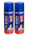 Vi-John Shave Foam 400g for hard Skin (Pack of 2) Rs 340 [mrp 510] @Snapdeal