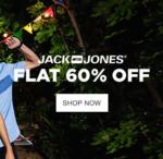 Flat 60% Off On JACK & JONES CLOTHING FOR MEN @ Jabong