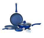 [nice deal] Wonderchef Royal Velvet Blue Set Of 4 Pcs @1099    see pc    mrp- 4550