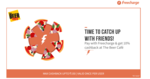 Get 10% Cashback on total bill Transact at 'The Beer Cafe' using FreeCharge Wallet