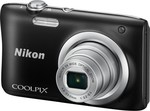 (22% OFF) Nikon Coolpix A100 Point and Shoot Camera @ Rs 4999/- MRP Rs 6450/- [CHECK PC]