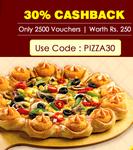 (LIVE) 25 June Pizza hut voucher 30% cashback