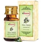 StBotanica Tea Tree Pure Aroma Essential Oil, 10ml (TeaTree Oil)