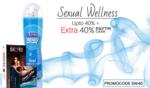 Sexual Wellness 40%-51% Cashback @Paytm