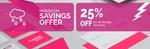Flat 25% off on all Design Services @Printstop (till 30th June)