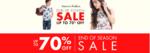 Amazon Fashion End Of Season Sale - Upto 70% Off