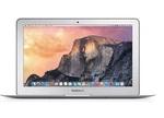 Apple (MJVM2HN/A) MacBook Air (Core i5/4 GB DDR3/128 GB SSD/29.46 cm (11.6)/OS X Yosemite) (Silver)