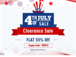 iBhejo Clearance Sale - Flat 55% off On Selected Categories