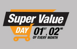 Amazon Super Value Day - 1st - 2nd August 2016