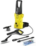 Karcher K2 Car Car Vacuum Cleaner (Yellow & Black)