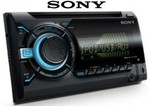 Sony WX-800UI FM Car Compact Disc Player