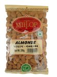 Miltop California Almonds 100 gms (Buy 1 Get 1 Free)
