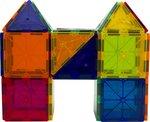 FLYING START Magna Tiles 32 pcs Magnetic Building Kit