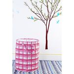 My Gift Booth Laundry Basket Pink