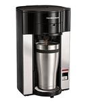 Hamilton Beach 0.4 Litre 49993-IN Coffee Maker (Silver)