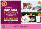 Printvenue:- Celebrate Raksha Bandhan With Custome Gifts