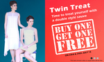 Buy 1 Get 1 Free on Apparel