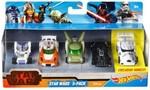 Hot Wheels Hotwheels Star Wars 1:64 5 Pack Cars