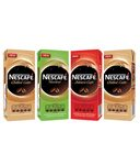 Nescafe Chilled Latte (Pack of 2) NESCAFE Intense Cafe (Pack of 1) & NESCAFE Hazelnut (Pack of 1) - 180ml each (Buy 3 Get 1 Free)