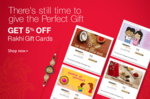 Get 5% Off on Amazon.in Rakhi Email Gift Cards