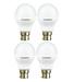 Crompton white 7 watt led lamp   set of 4 crompton white 7 watt led lamp   set of 4 w4k4x4