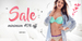 Flat 40% Off on Lingerie Sale