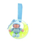 Chicco Goodnight Moon Musical Cot Toy - Blue