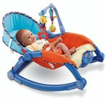 Saffire Newborn To Toddler Portable Rocker