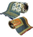 Little India Multicolour Blend Queen Size Comforter 1 Pc