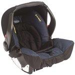 Graco Evo Group 0+ Snugsafe car Seat (Navy)