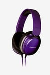 Panasonic RP-HX350ME-V Over-Ear Headphone (Violet)