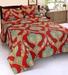 Zesture bring home ws multicolor 100   cotton abstract patterns bedsheet zesture bring home ws multi xzb2bh