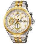 Casio Edifice Chronograph Multi-Color Dial Men's Watch - EF-556SG-7AVDF (ED426)