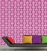 Mesleep tealight design wall paper pink mesleep tealight design wall paper pink dol1gz