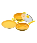 Upto 70% Off on Non-Stick Cookware Sets ( Pigeon, Wonderchef, Crystal)
