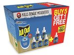 All Out Ultra Refill Saver (270ml, Pack of 6)