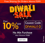Get Flat 10% Off on Purplle, No Minimum Purchase