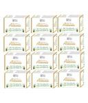Besure Aloe Vera Soap-Pack Of 12 (75gm Each)