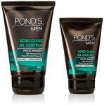 Pond's Men Oil Control Face Wash Kit