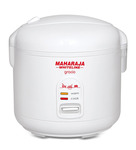 Maharaja Whiteline Gracio RC – 104 Electric Rice Cooker(1.8 L)