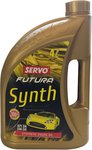 Servo Futura Synth 5W-50 Synthetic Petrol Engine Oils for Cars and SUV's (1 L)